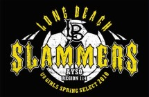 Athletic Apparel Design: Long Beach Slammers Soccer