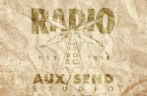 Logo Design & Marketing Package: Radio Aux Send Studio